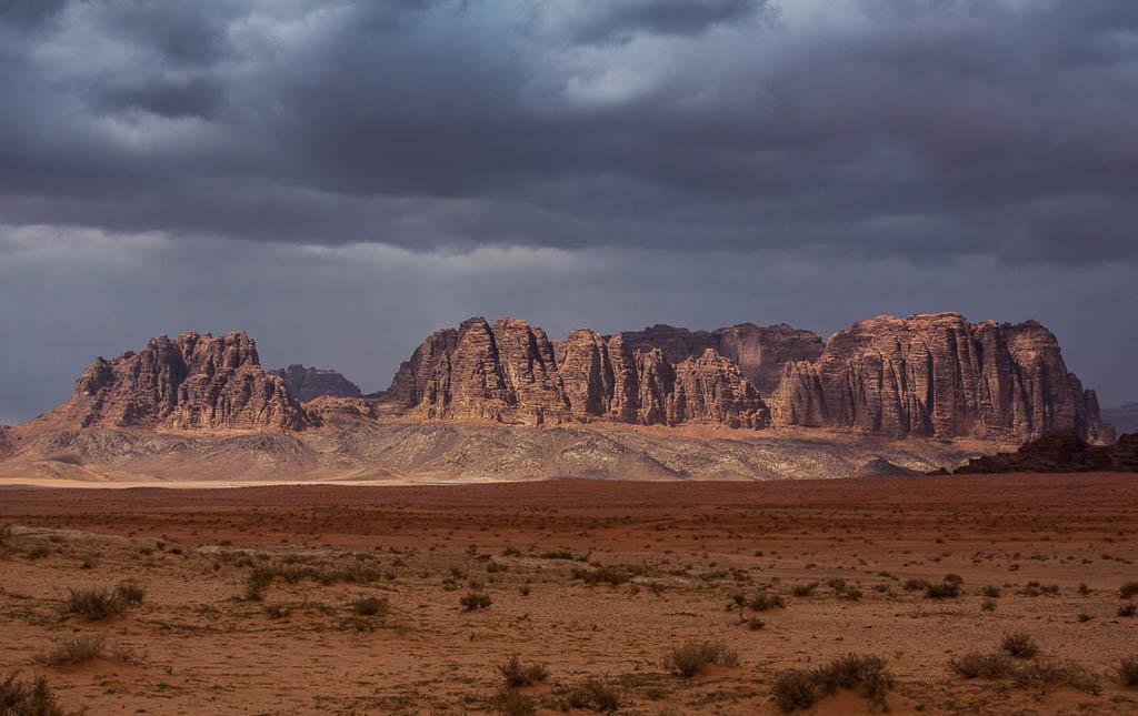 Al Qattar Wadi Rum