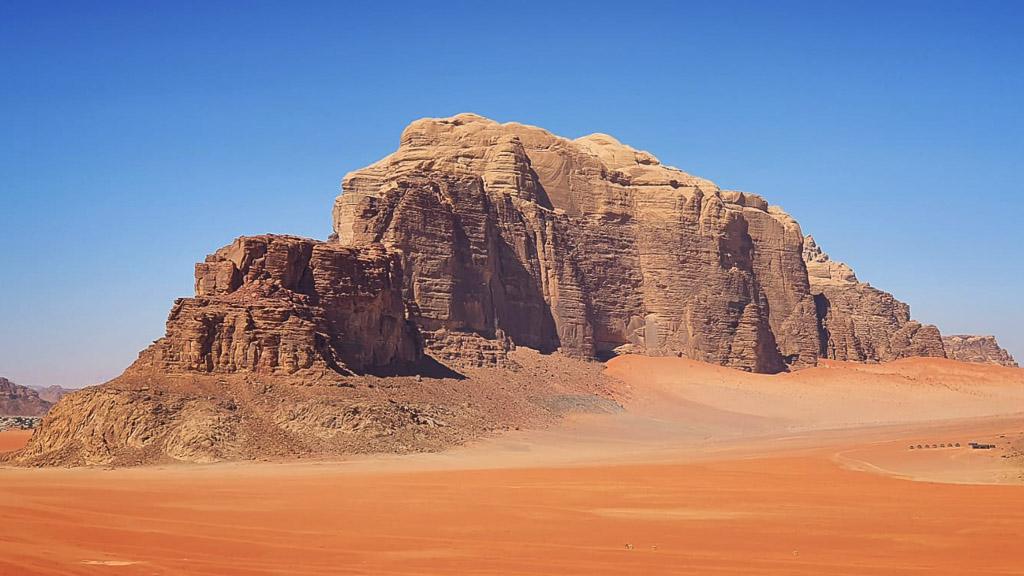 Um Ishrin Wadi Rum