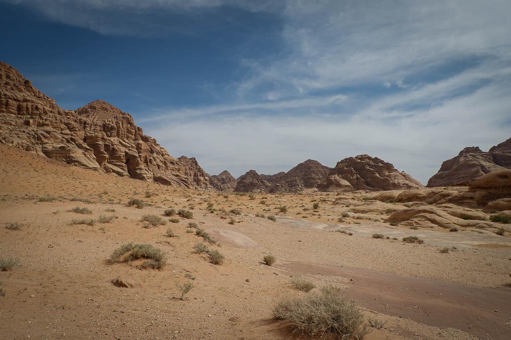Nuqra Valley White Desert Wadi rum