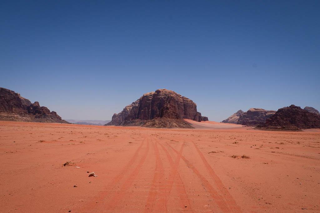 Khor Al Ajram Wadi Rum