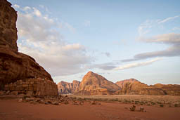 lawrence house wadi rum jordan