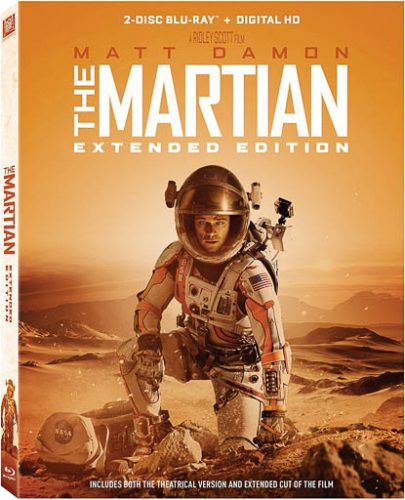 The Martian filmed in Wadi Rum