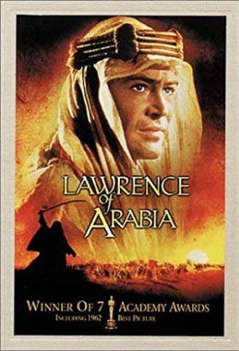 Lawrence of Arabia filmed in Wadi Rum