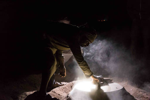 underground bedouin barbeque cooking zarb revealed