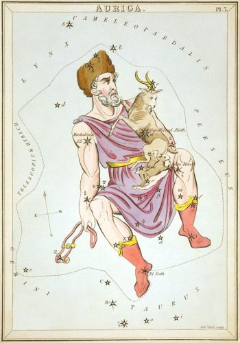 Auriga mythology