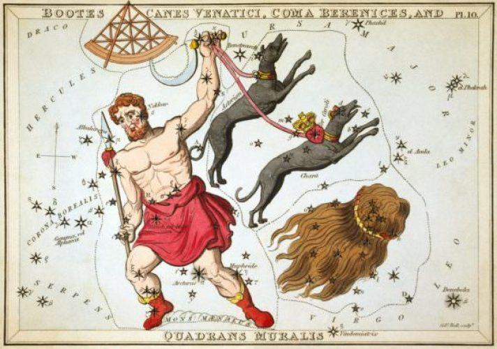 Bootes constellation mythology